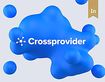 Crossprovider — Online Service   UX & UI