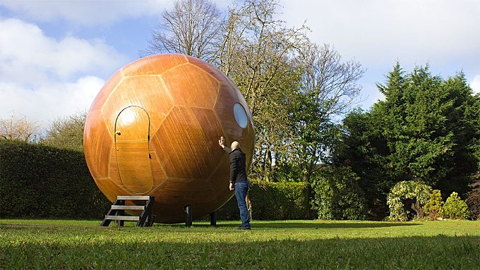 Home Pods For An Alternative Way Of Living