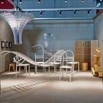 Growing Chairs Art Installation Breaks Ground in Shanghai