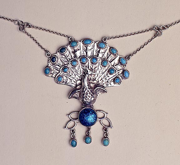 Guild of Handicraft, necklace, early 20th century