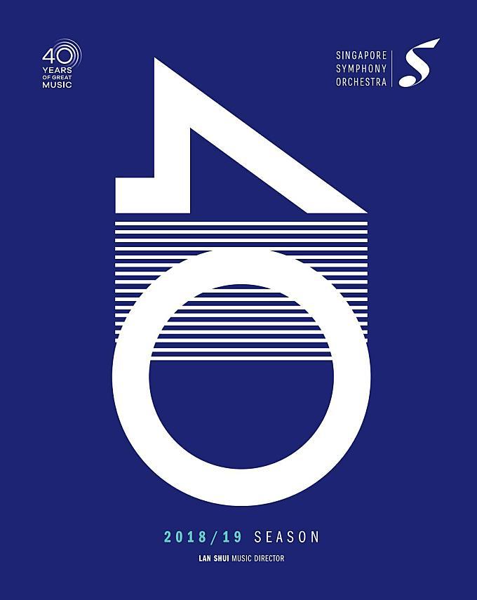 Singapore Symphony Orchestra 2018/19 Season Brochure