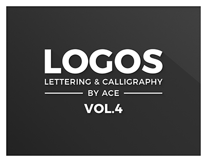 Lettering Collection Vol. IV