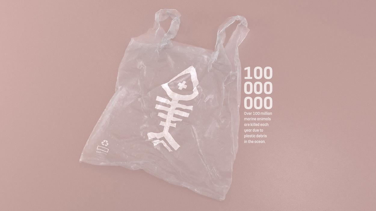 Moving Plastic Bags By Jesper Lindborg