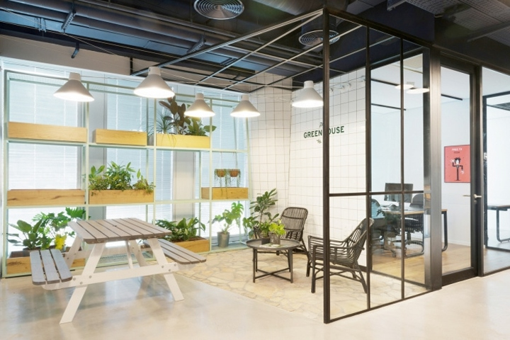 IronSource Office by RUST architects, Tel Aviv - Israel