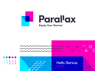 Parallax - Branding