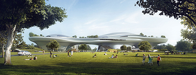 George Lucas' Museum of Narrative Art to be constructed in Los Angeles