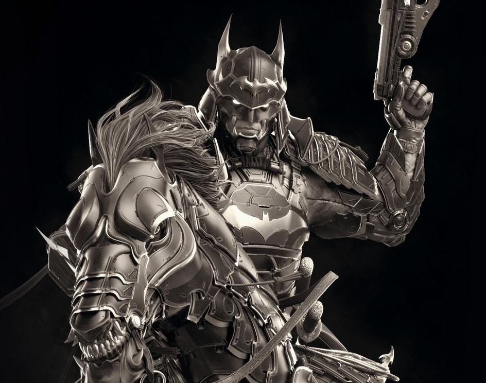 Shogun Batman - XM Studio