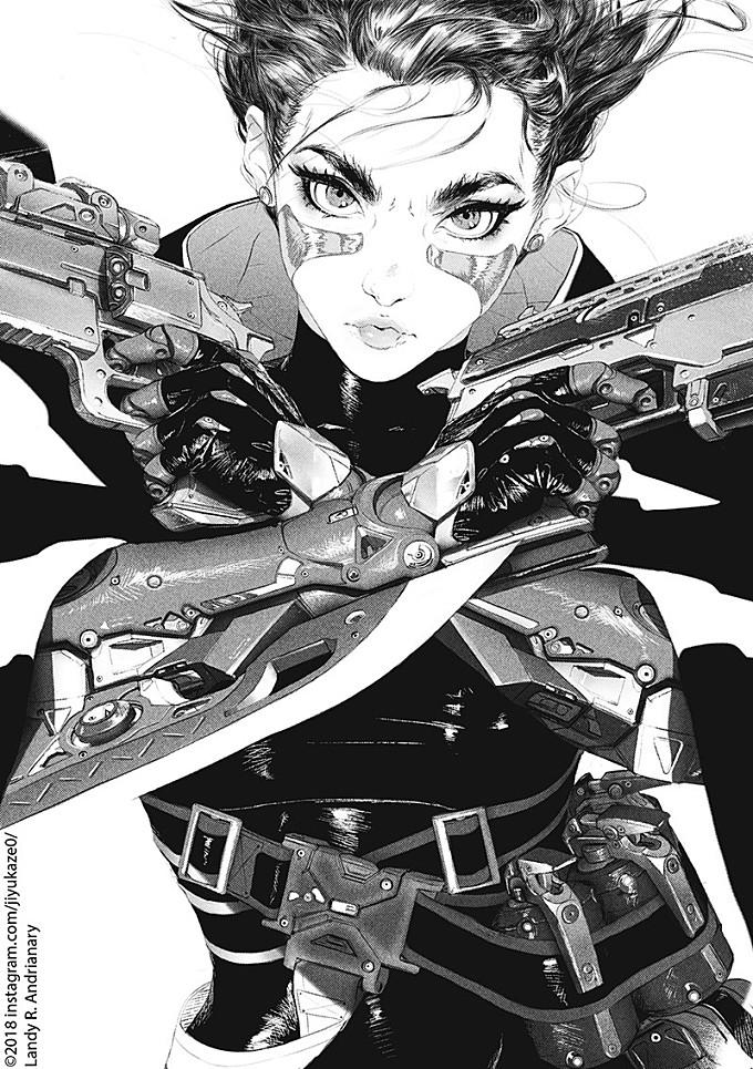 Gunnm (Battle Angel Alita)