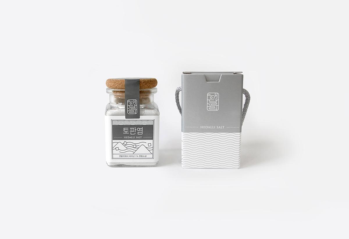 HEDALLI F&B Branding & Packaging