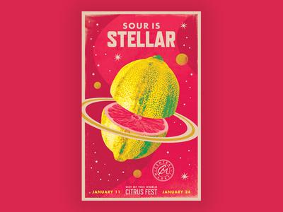 Sour is Stellar