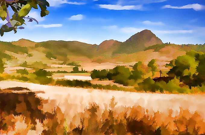 Another beautiful landscape impression
