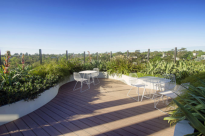 Acacia Place invites the public in to shared and activated communal spaces February 22, 2017,AEDT