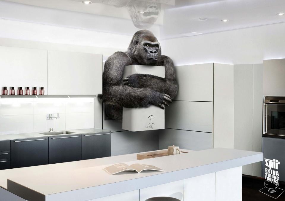 Gorilla 工业与农业