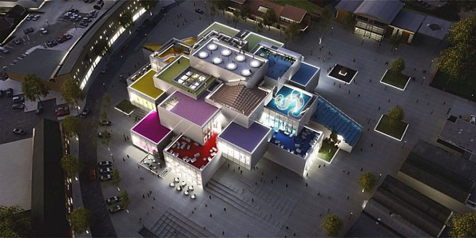 LEGO House by Bjarke Ingels has an official opening date
