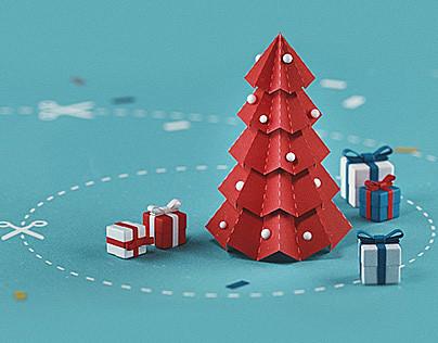 Liberty Bank Paper Animations