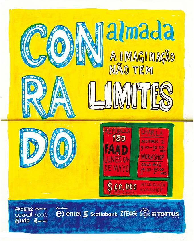 Conrado Almada, Identidad Retrospectiva