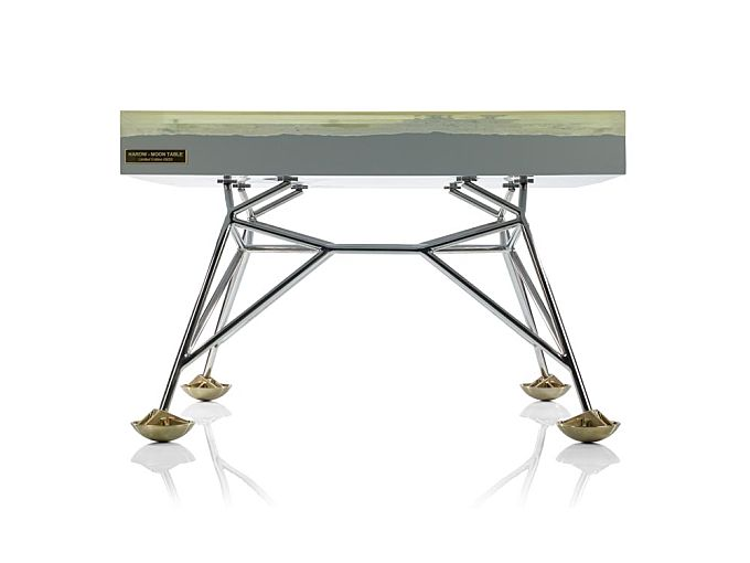 Apollo Table by Harow