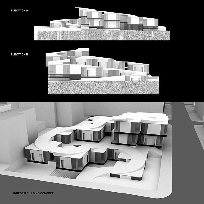 Zhen Tong Architecture and Landscape Architecture Portfolio