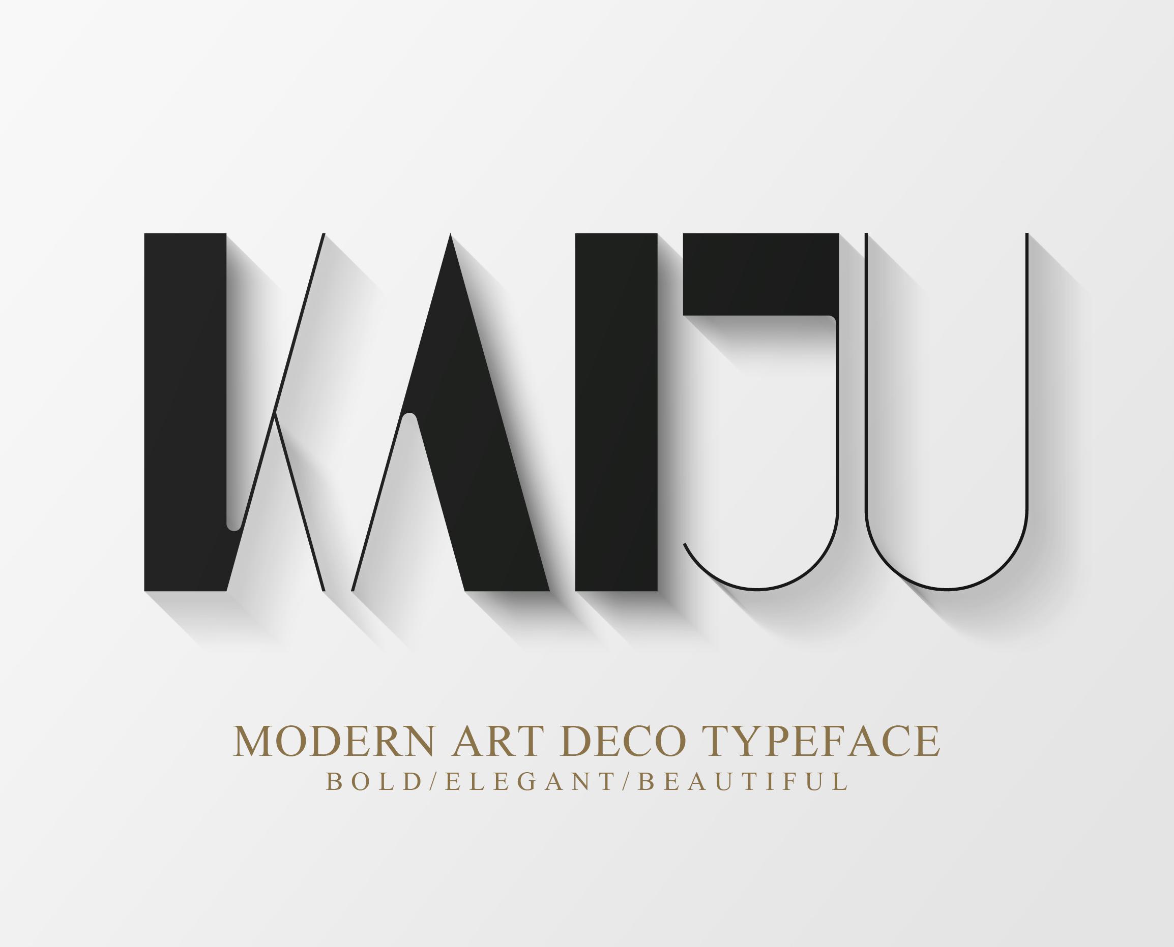 KAIJU | Font