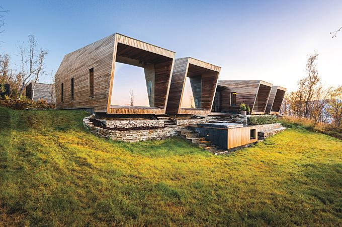 Mortenhals House by Stinessen Arkitektur: 2017 Best of Year Winner for Green