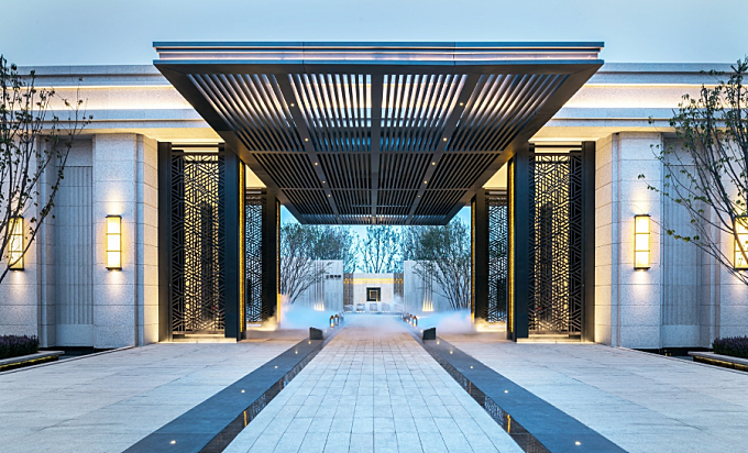This Beautiful Model District is Raising the Quality of the Residential Market in China