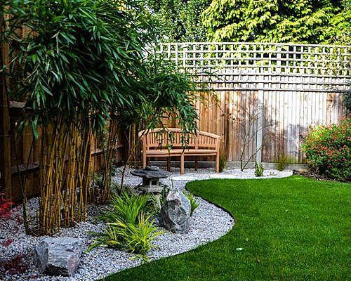 Japanese Garden in West Acton