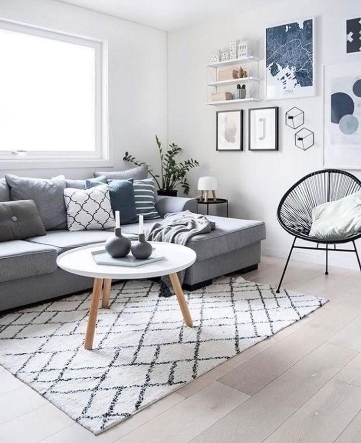 Living Room  : Scandinavian Interior Modern Design ---- Interior Design Christmas Wardrobe Fash...